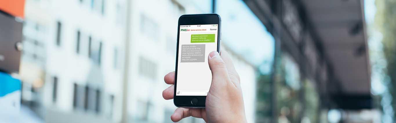PMU mobile Android